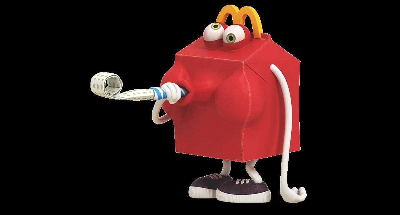 Happy Land Birthday Booking | McDonald\'s Australia