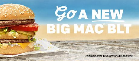 Big Mac® BLT