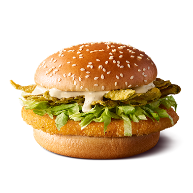 Jalapeño McChicken® Burger