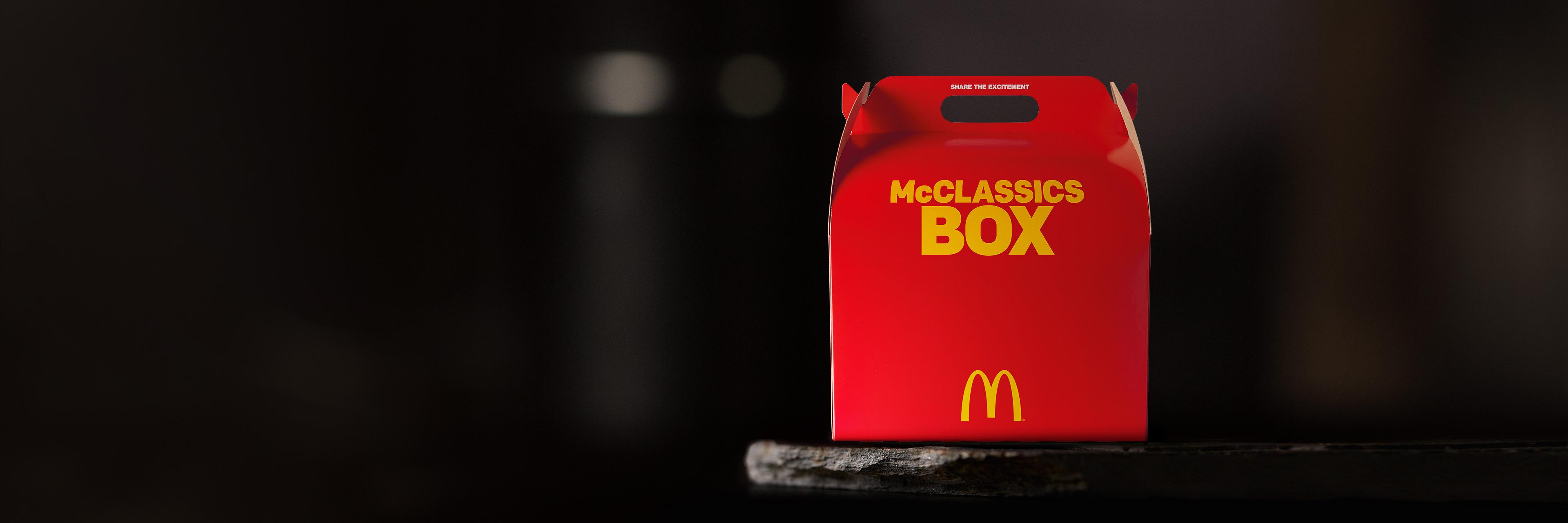 Family McClassics Box