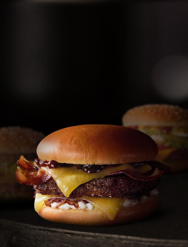a43c77caf6a9 Burgers Menu | Beef, Chicken & Fish | McDonald's AU