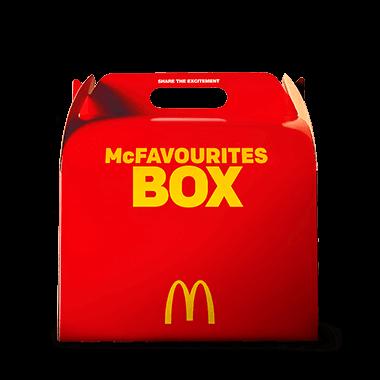 McFavourites™ Box
