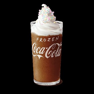 Frozen Coke Deluxe