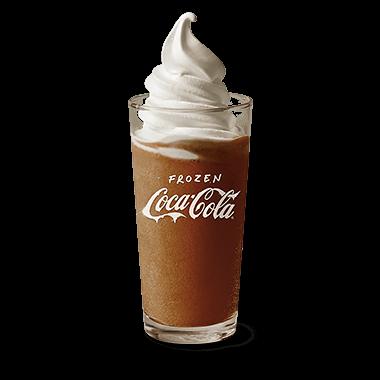 Frozen Coke® McSpider