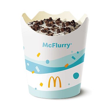 McFlurry® with OREO® Cookies