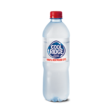 600ml Cool Ridge Water