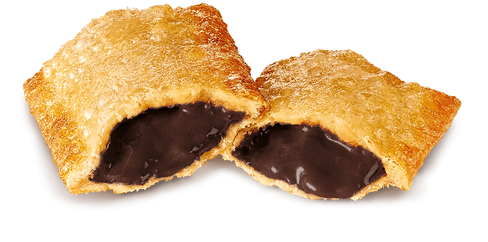 The Chocolate Pie As Advertised SOURCE Mcdonaldsau