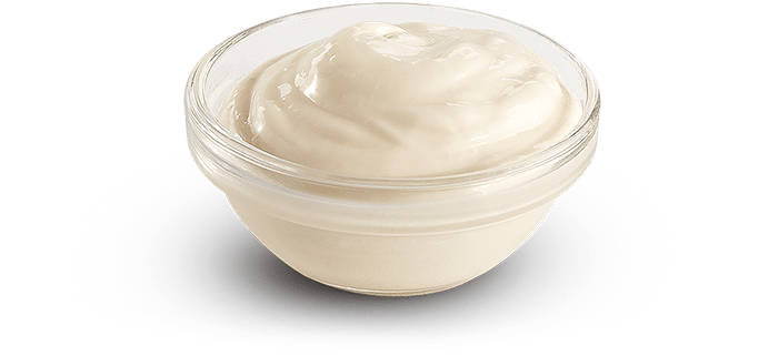Mayonnaise - A rich and cremy mayonnaise sauce