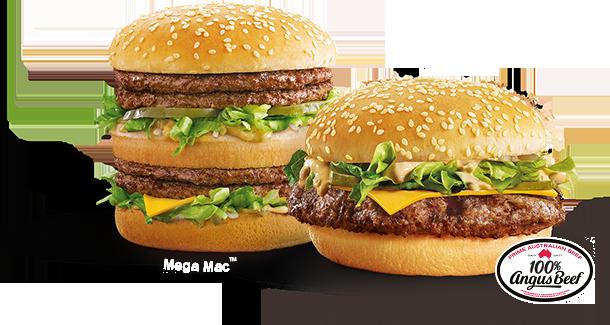Angus Mac, Mega Mac