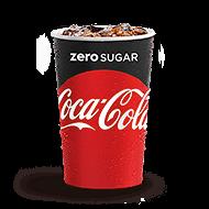 Small Coke Zero