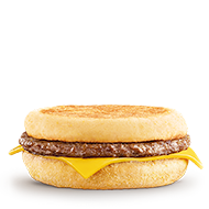 Sausage McMuffin Wholemeal