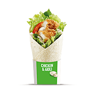Crispy Chicken & Aioli McWrap™