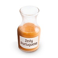 Zesty Portuguese Dressing